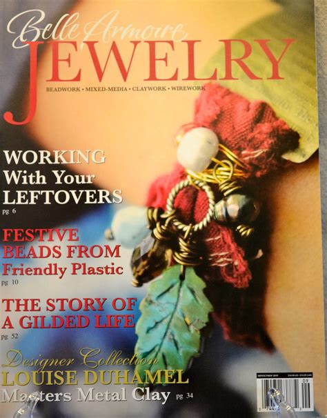 belle armoire magazine belle armoire jewelry magazine fall 2010 by veronicasgarden