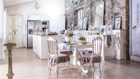 cucina country chic cucine shabby chic romanticismo vintage dalani