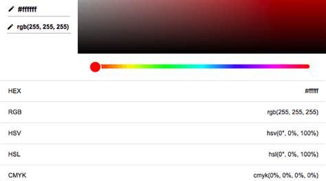 find color code soltveit org geekish