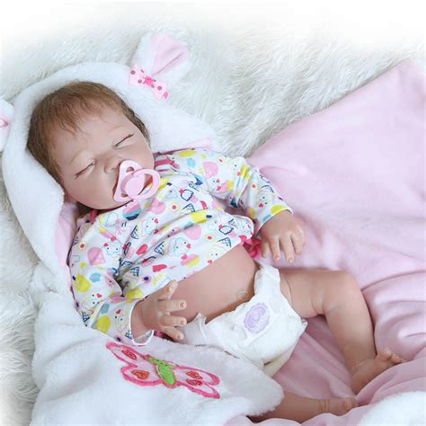 silicone reborn babies doll ᗔ gifts gifts for the new