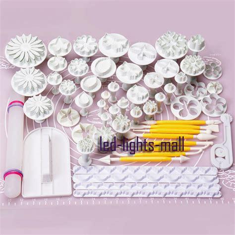 cm long fondant cake decorating tools sugarcraft rolling pin baking  ebay