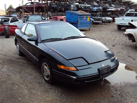 1996 saturn 2 door coupe sc2 model 1 9l dohc at fwd color