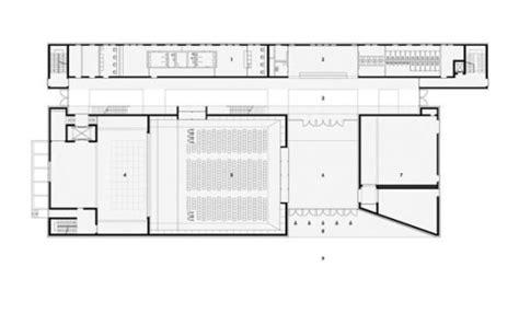 foyer museum grundriss multimediakomplex mut der hochschule f 252 r musik in
