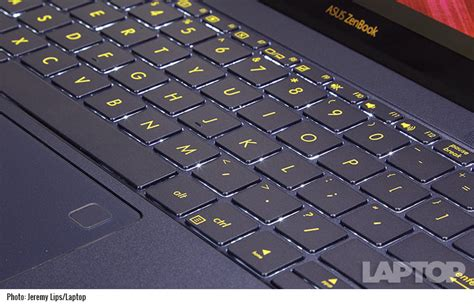 Asus Laptop Turn On Backlit Keyboard asus zenbook 3 ux390ua macbook beating performance and design