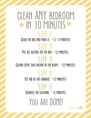 How To A Clean Bedroom by How To Teach Your Child To Clean Any Bedroom In 10 Minutes