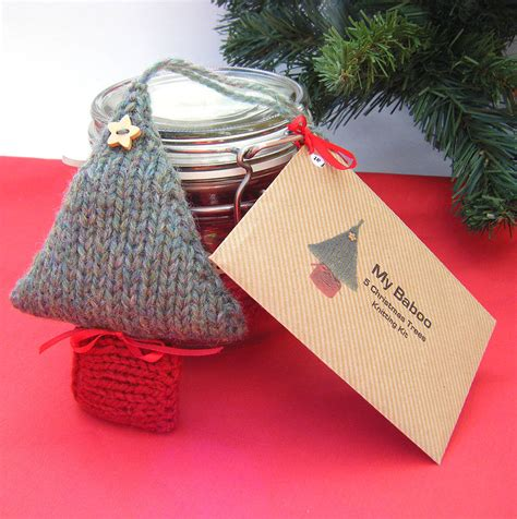knitting decorations knitted tree decorations to make home design