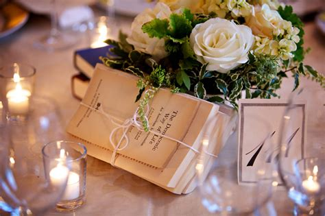 book inspired weddings united with