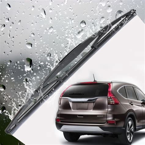 manual repair autos 2007 honda pilot windshield wipe control 14 quot rear rain window windshield wiper blade for honda cr v fit jazz pilot 2002 2003 2004 2005