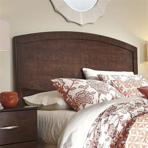 California King Wood Headboard Gennaguire Wood King California King Panel Headboard In Brown B183 58