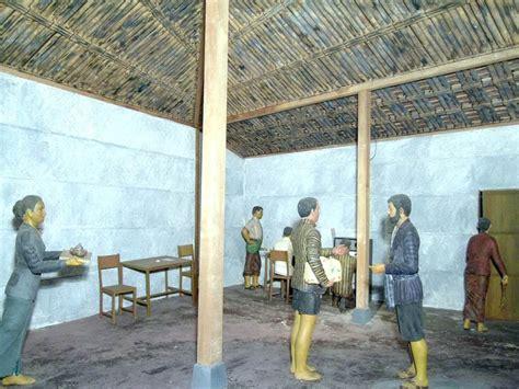 Perang Gerilja diorama 3 museum benteng vredeburg museum benteng vredeburg
