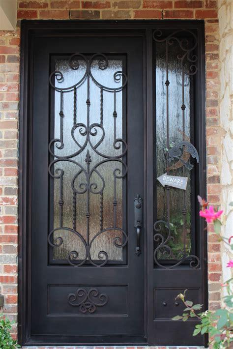 doors dallas iron envy doors wrought iron front doors dallas