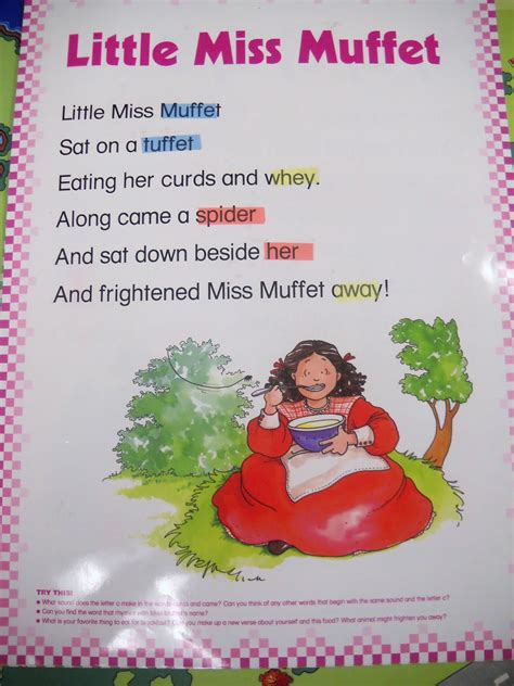 nursery rhymes mrs wood s kindergarten class nursery rhymes