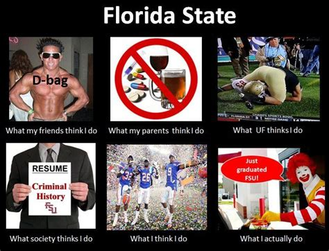 Florida State Memes - 17 best images about college football insults on pinterest