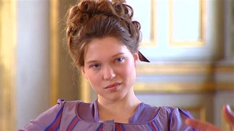 lea seydoux versailles enchanted serenity of period films farewell my queen 2012