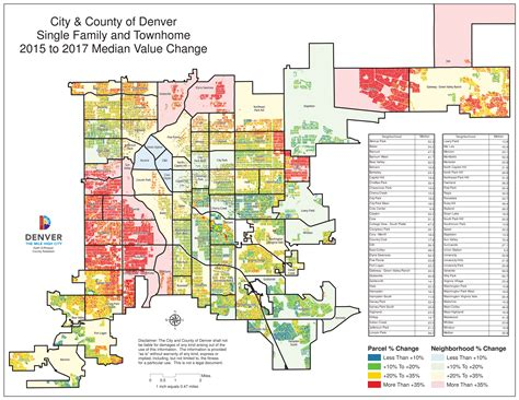 Denver County Real Property Records Metro Denver Homeowners Property Tax Hikes In Next Two Years