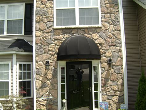 residential door awnings residential door and window awnings