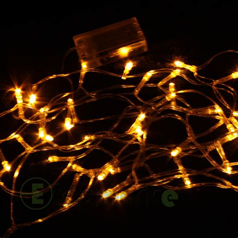 Ultra Bright 4m 40pcs Led String Light Xmas Fairy Party White Outdoor String Lights