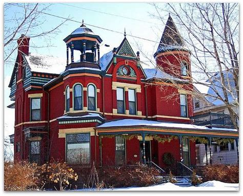 victorian queen anne red queen anne architecture pinterest queen anne the old and minnesota