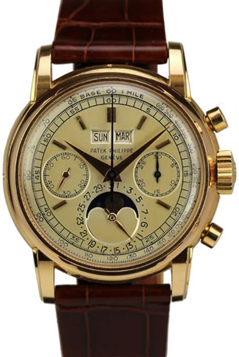 Vacheron Constantin Rg Matic grail second series gold patek philippe