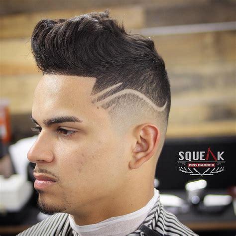 hair cut for jawlines 20 cortes fade masculinos para se inspirar moda sem censura