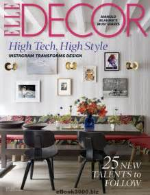 myntra home decor elle decor usa may 2017 free pdf magazine download
