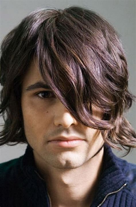 hairstyle covering one eye 50 kick ass long hairstyles for men 2017 hairstylec