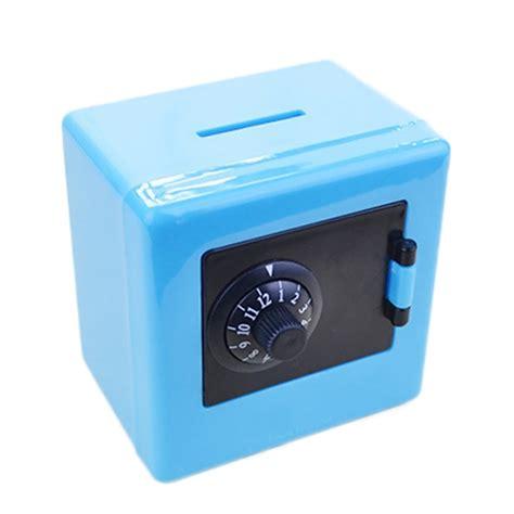 piggy bank safe box new lock piggy bank money box code safe coins saving