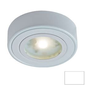 dals lighting 3 in hardwired plug in under cabinet led puck light shop dals lighting 3 in hardwired plug in under cabinet