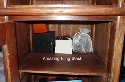 build false bottom drawer nightstand false bottom drawer and secret compartment 7