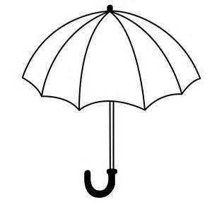 umbrella top coloring page kostenlose malvorlagen window color fensterbilder zum