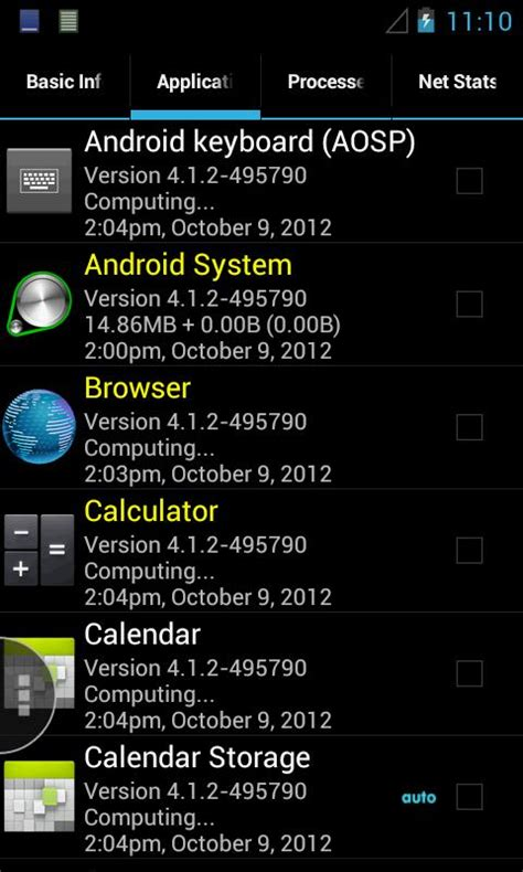 system memory android system info pro android apps on play