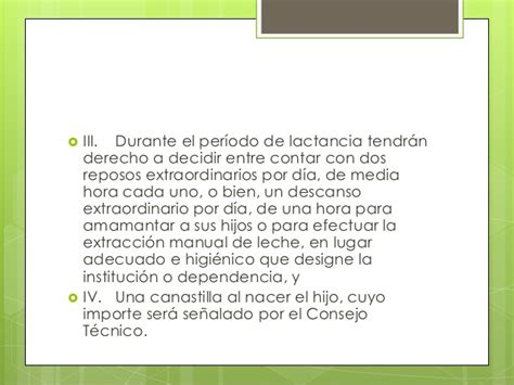 licencia periodo lactancia o extraccin de leche materna legislacion lactancia materna