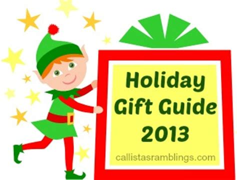 holiday gift guide 2013 callista s ramblings