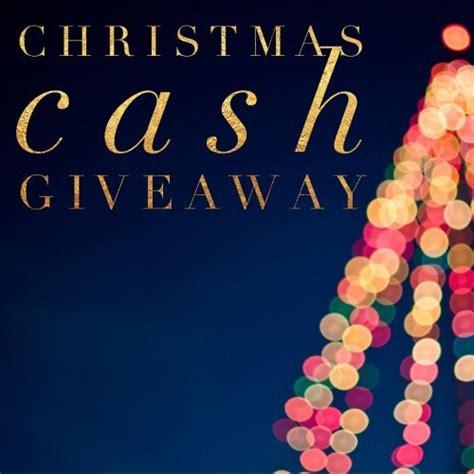 Christmas Cash Sweepstakes - christmas cash giveaway ends 1 7 17 angie s angle