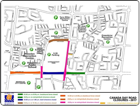 s day events in hton roads transportation and road closures