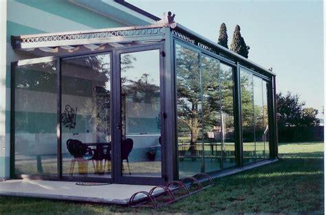veranda in ferro e vetro verande in ferro tendasol brescia bergamo