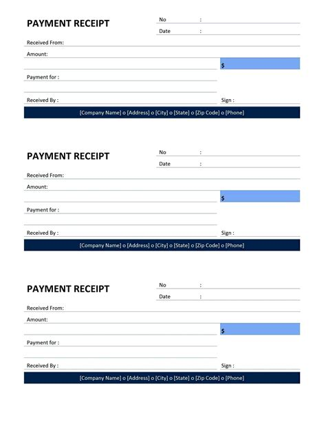 receipt template free word free receipt template word templatezet