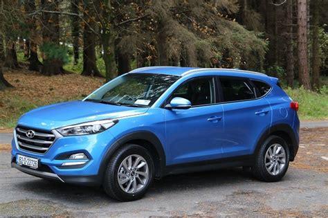 hyundai jeep hyundai tucson review carzone car review