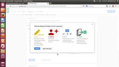 alasan google membuat google drive cara membuat google drive dan formulir online andriyanto