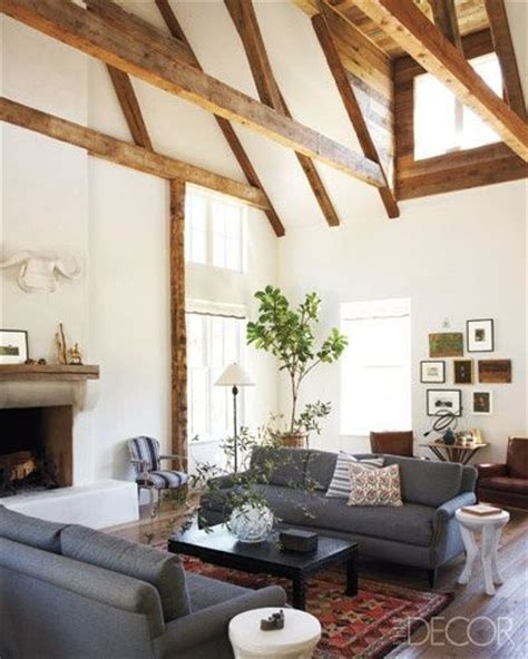 Vaulted Ceiling With Exposed Beams by Exposed Beams Vaulted Ceiling Want For The Home