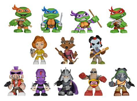 Funko Pop Tmnt April Oneil funko reveals mutant turtles minis and more