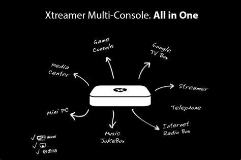 Xtreamer Multi Console xtreamer multi console 233 um console e centro multim 237 dia