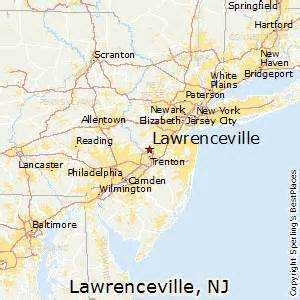 best places to live in lawrenceville new jersey
