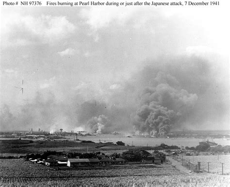 overall views of the pearl harbor attack