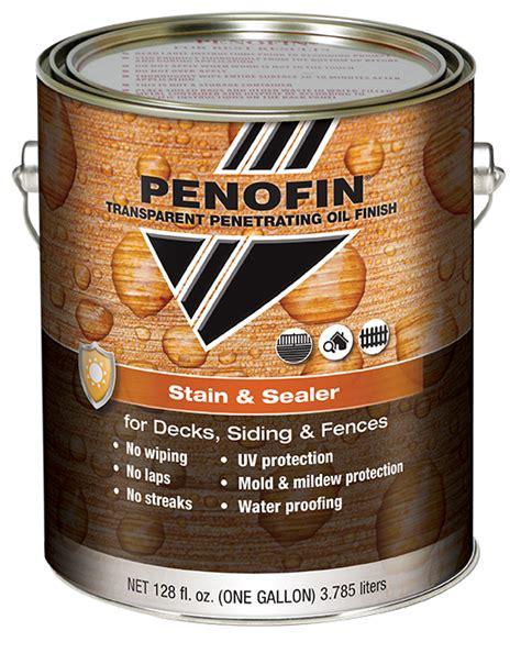 penofin stain  sealer  gallon