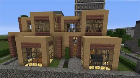 minecraft town houses minecraft modern townhouse hd youtube