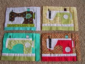 friday spotlight deana s charming sewing machine blocks