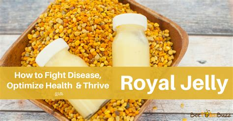 Health Benefits of Royal Jelly Royal Jelly Benefits