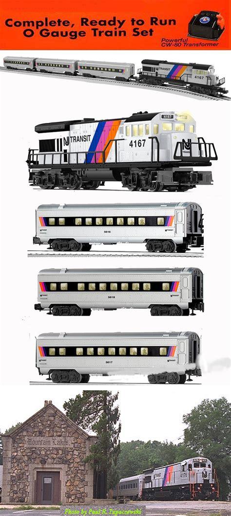 30169 new jersey transit ready to run set lionel 30169 new jersey transit electirc train set 2011