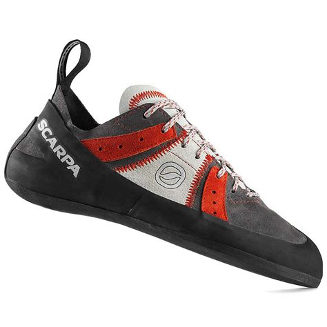 mens rock climbing shoes scarpa s helix climbing shoe moosejaw